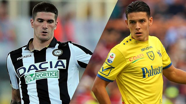 Udinese vs. Chievo (Serie A)
