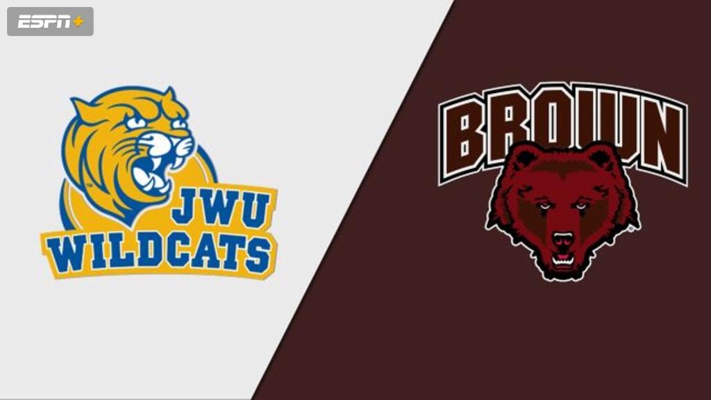 Johnson & Wales vs. Brown (M Basketball)