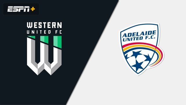 Western United FC vs. Adelaide United (A-League)