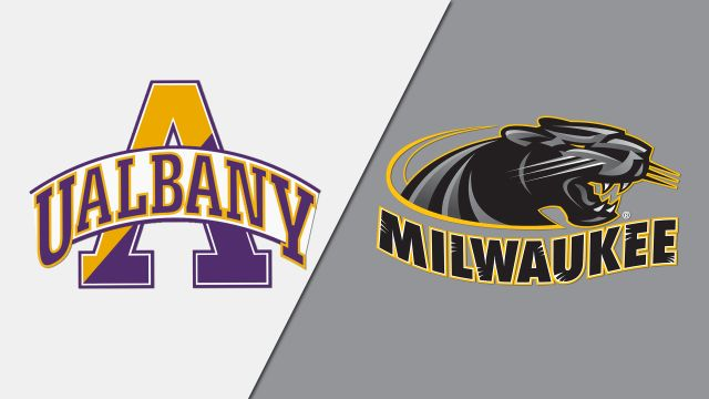Albany vs. Milwaukee (M Basketball)