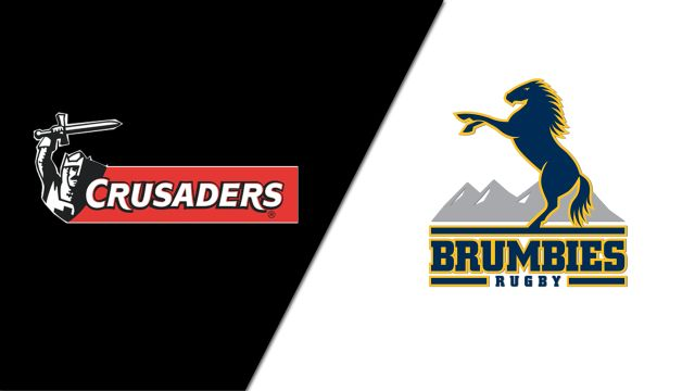 Crusaders vs. Brumbies