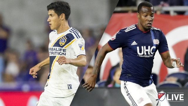 LA Galaxy vs. New England Revolution (MLS)