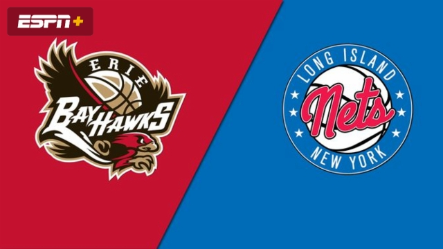 Erie BayHawks vs. Long Island Nets