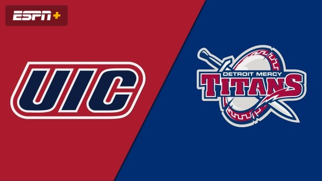UIC vs. Detroit Mercy (M Basketball)