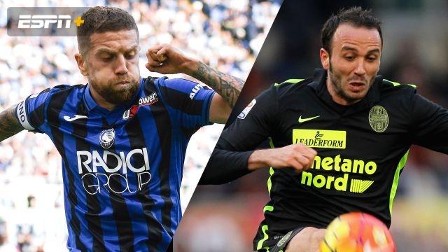 Atalanta vs. Hellas Verona (Serie A)