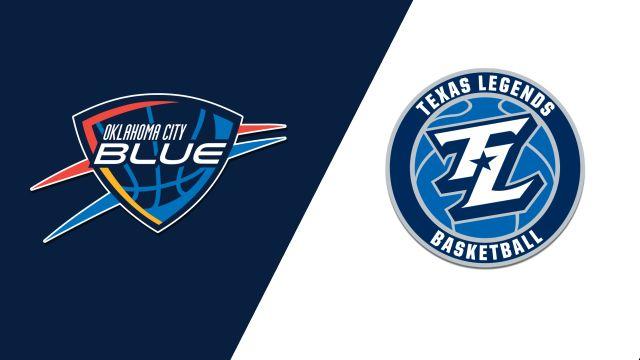 Oklahoma City Blue vs. Texas Legends