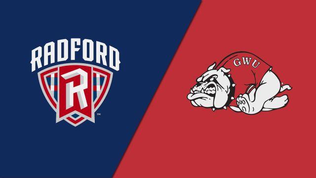 Radford vs. Gardner-Webb (Softball)