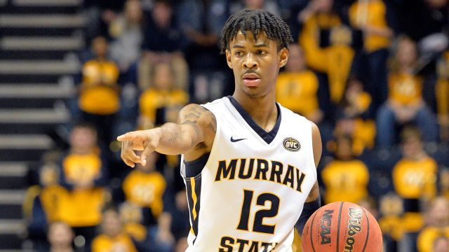 UT Martin vs. Murray State (M Basketball)