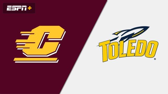 Central Michigan vs. Toledo (W Volleyball)