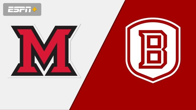 Miami (OH) vs. Bradley (W Basketball)