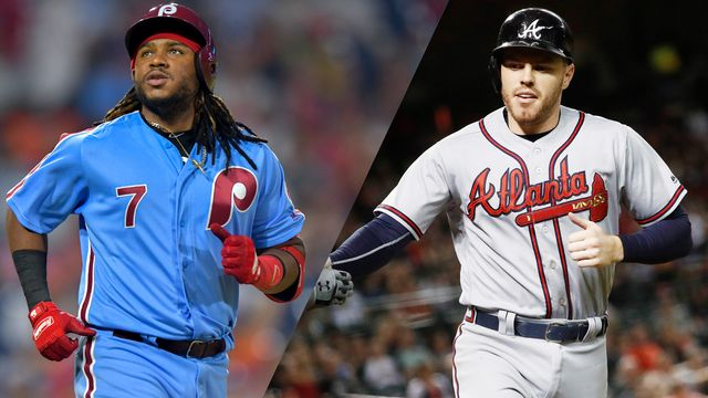 Philadelphia Phillies vs. Atlanta Braves
