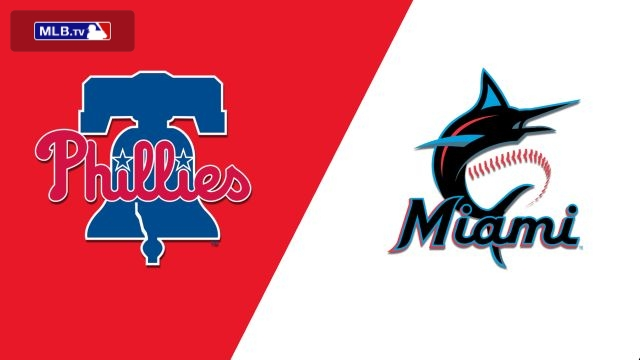 Philadelphia Phillies vs. Miami Marlins