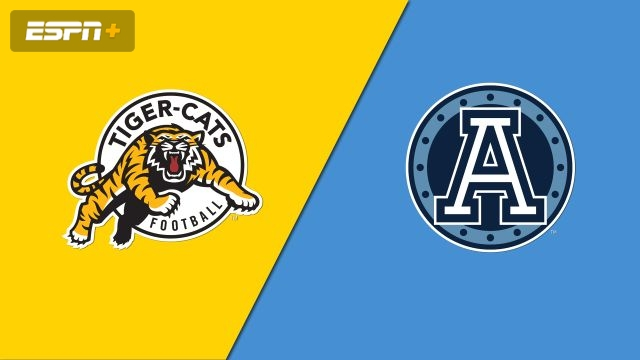 Hamilton Tiger-Cats vs. Toronto Argonauts (Canadian Football League)