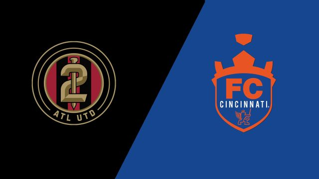 Atlanta United FC 2 vs. FC Cincinnati