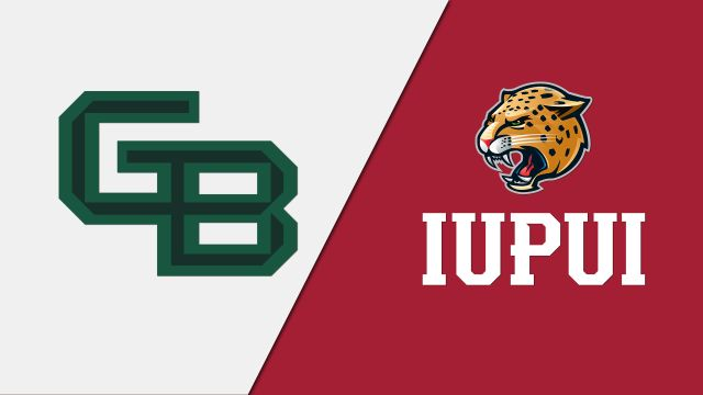 Green Bay vs. IUPUI (M Basketball)