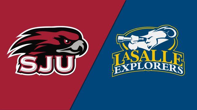 Saint Joseph's vs. La Salle (W Basketball)