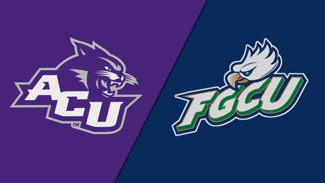 Abilene Christian vs. Florida Gulf Coast (W Basketball)