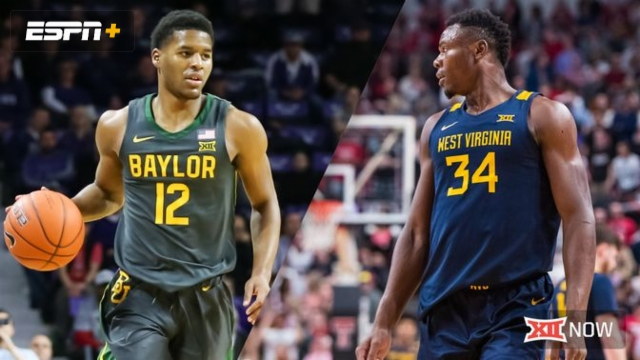 #1 Baylor vs. #14 West Virginia (M Basketball)