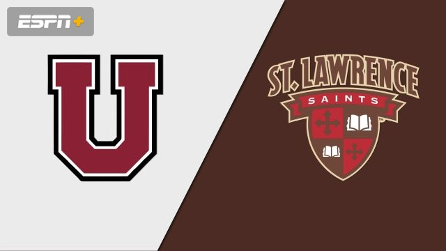 Union vs. St. Lawrence (W Hockey)