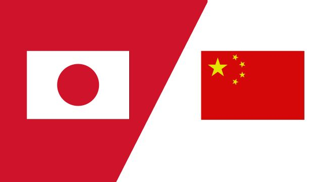 Japan vs. China