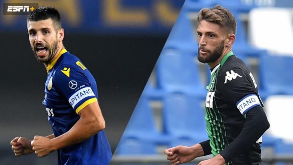 Hellas Verona vs. Sassuolo (Serie A)