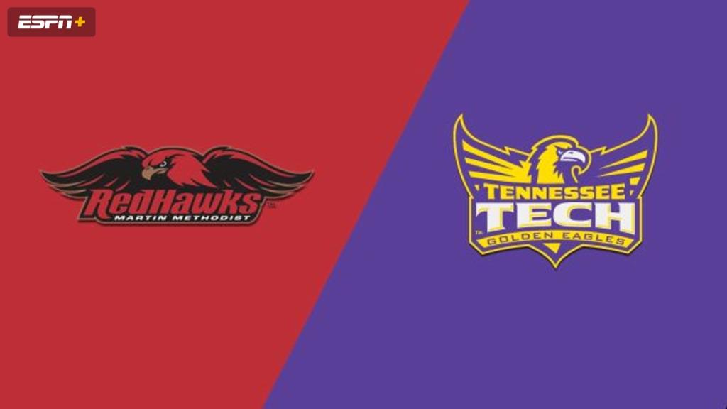 Martin Methodist vs. Tennessee Tech (M Basketball)