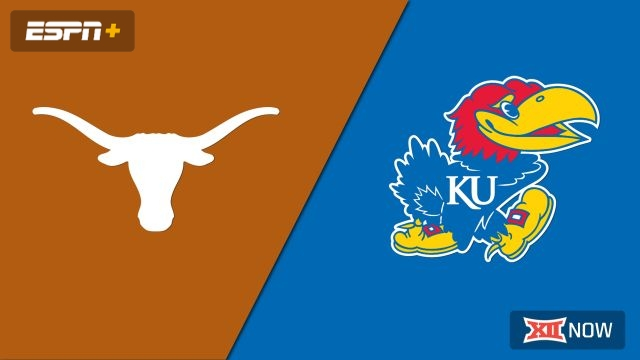 Texas vs. Kansas (W Basketball)