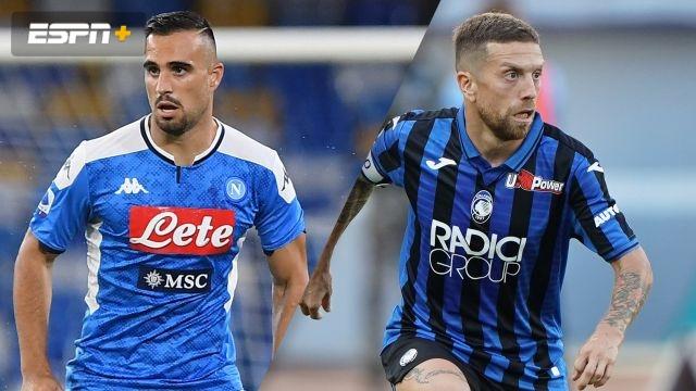 Napoli vs. Atalanta (Serie A)