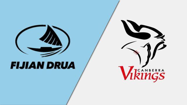 Fijian Drua vs. Canberra Vikings (Semifinal)