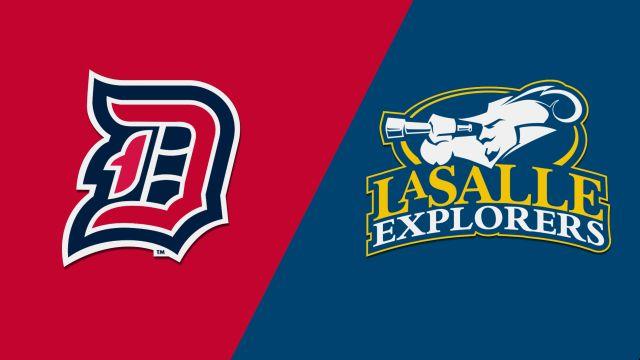 Duquesne vs. La Salle (W Basketball)