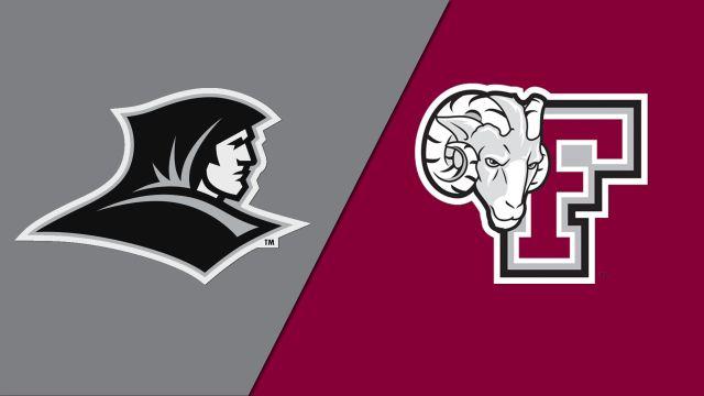 Providence vs. Fordham (Softball)