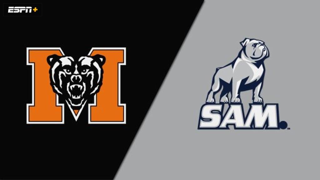 Mercer vs. Samford (W Volleyball)