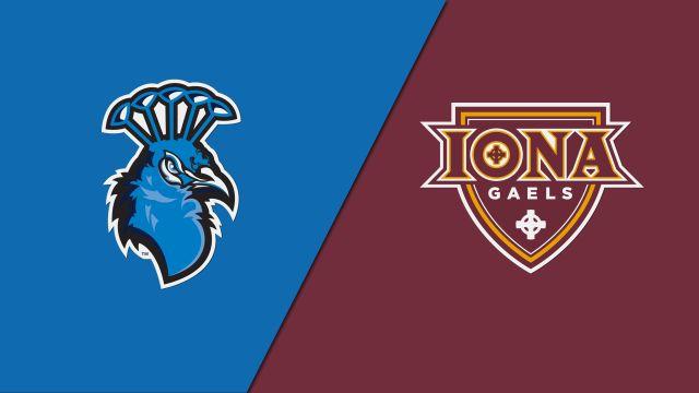 Saint Peter's vs. Iona (W Basketball)