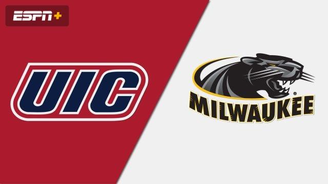 UIC vs. Milwaukee (W Basketball)