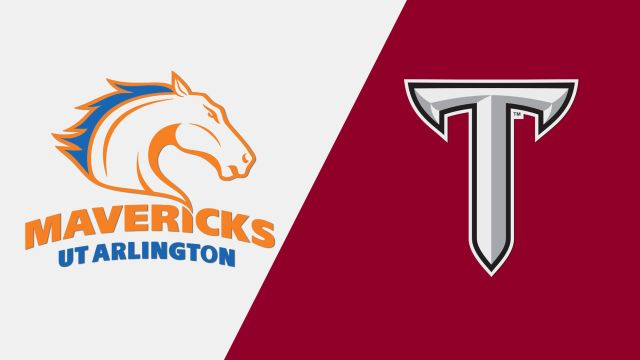 UT Arlington vs. Troy (W Volleyball)
