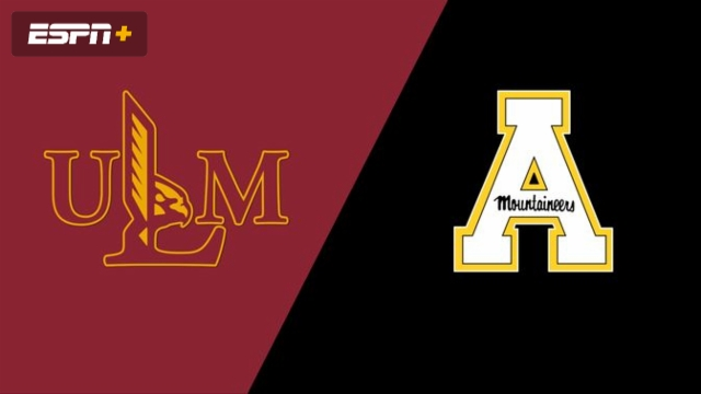 UL Monroe vs. Appalachian State (W Basketball)