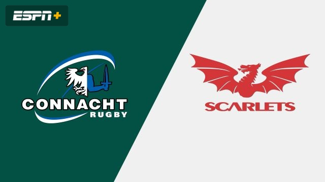 Connacht vs. Scarlets (Guinness PRO14 Rugby)