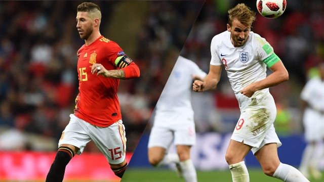 Spain vs. England (UEFA Nations League)