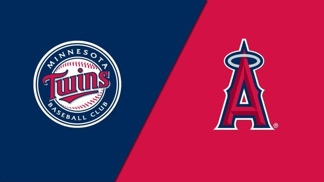 Minnesota Twins vs. Los Angeles Angels