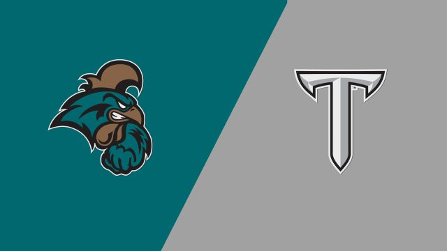 Coastal Carolina vs. Troy (Championship)