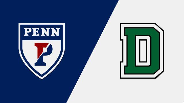 Pennsylvania vs. Dartmouth