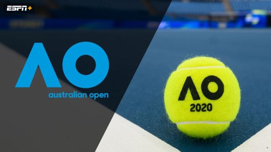 Wed, 1/29 - Australian Open Highlight Show