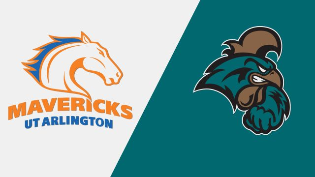UT Arlington vs. #19 Coastal Carolina (Game 4) (Sun Belt Baseball Championship)