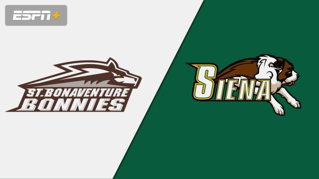 St. Bonaventure vs. Siena (M Basketball)
