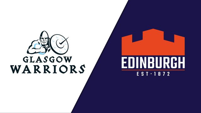 Glasgow Warriors vs. Edinburgh (Guinness PRO14 Rugby)