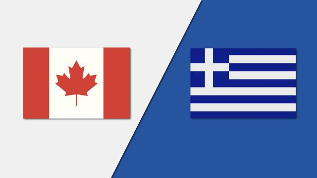 Canada vs. Greece (Group Phase)
