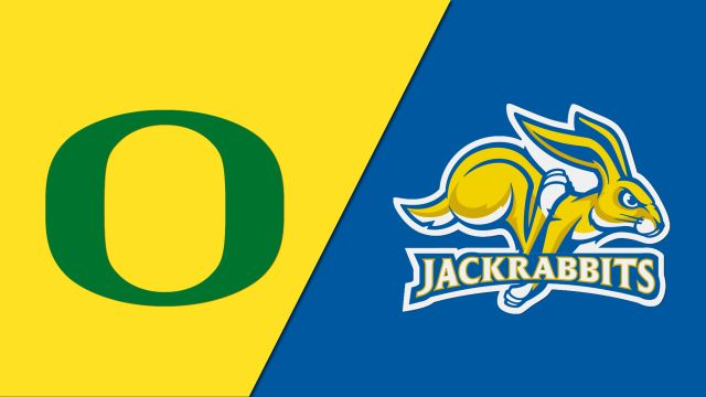 #7 Oregon vs. South Dakota State (W Basketball)