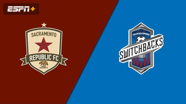 Sacramento Republic FC vs. Colorado Springs Switchbacks FC (USL Championship)