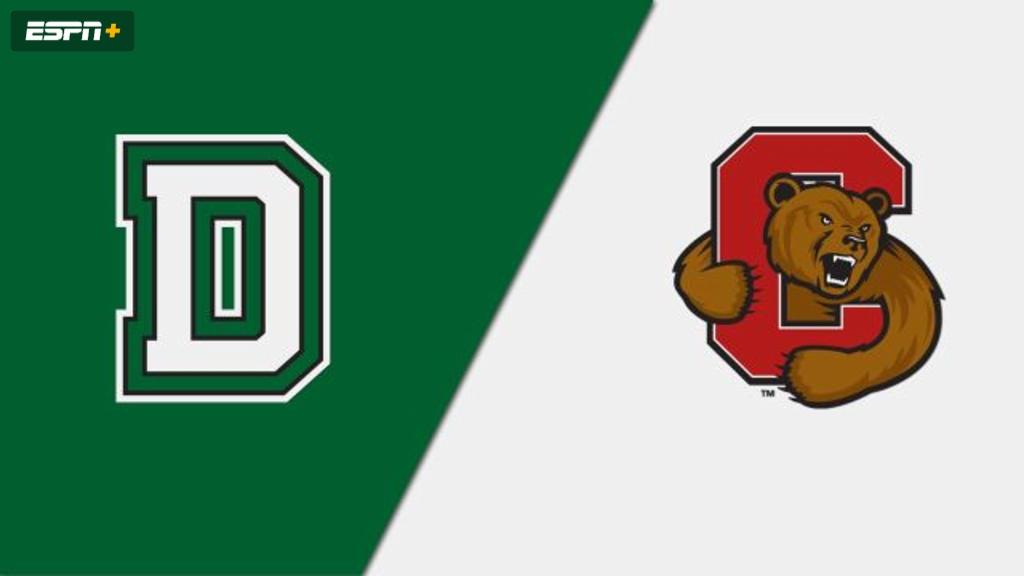 Dartmouth vs. #4 Cornell (W Hockey)
