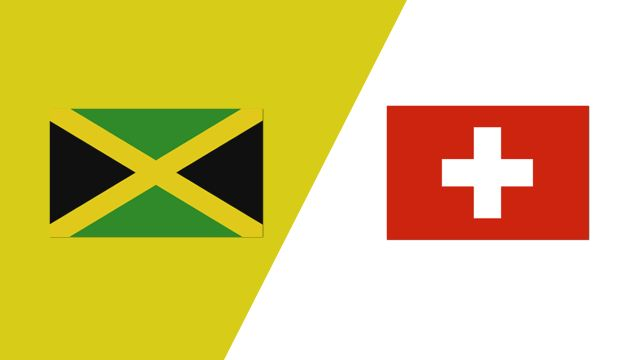 Jamaica vs. Switzerland (2018 FIL World Lacrosse Championships)